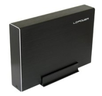 LC Power - Winchester ház USB - LC-Power EH-35U3-BECRUX USB3 HDD Ház SATA 3,5'
