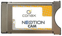 Neotion - TV & Rádió Adapter - Neotion Conax CAM DVB-CI kártyaolvasó