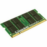 Kingston - Memória Notebook - Kingston 4GB 667MHz DDR2 Apple notebook memória kit (2 x 2GB)