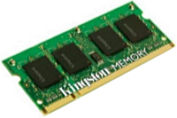 Kingston - Memória Notebook - Kingston 1Gb/ 667MHz DDR2 SO-DIMM memória