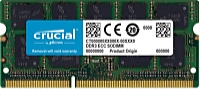 Crucial - Memória Notebook - Crucial for MAC CT8G3S186DM 8Gb/1866MHz CL13 1,35V 1x8GB DDR3L SO-DIMM memória