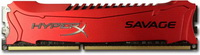 Kingston - Memória PC - Kingston HyperXSavage 4Gb/1866MHz CL9 1x4GB DDR3 memória