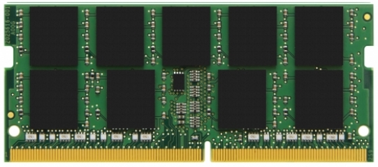 Kingston - Memória Notebook - Kingston KVR24S17S6/4 4Gb/2400Mhz CL17 DDR4 SO-DIMM memória