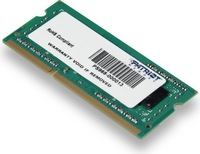 Patriot - Memória Notebook - Patriot 4GB 1600MHz CL11 DDR3 SO-DIMM memória