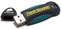 Corsair - Pendrive - Corsair Voyager 16GB pendrive / USB flash drive