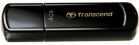 Transcend - Pendrive - Transcend JetFlash 350 4GB USB2.0 pendrive
