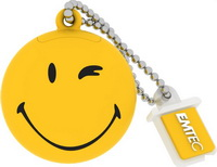 EMTEC - Pendrive - Emtec SW100 8GB Smiley World pen drive