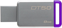 Kingston - Pendrive - Kingston DataTraveler 50 8Gb USB3.0 pendrive