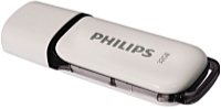 Philips - Pendrive - Philips Snow Edition FM32FD70B/10 32Gb USB2.0 pendrive, fehér/fekete