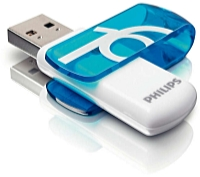 Philips - Pendrive - Philips Vivid Edition 16GB USB2.0 pendrive