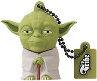 Tribe - Pendrive - Tribe Yoda 8Gb USB2.0 pendrive
