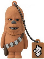 Tribe - Pendrive - Tribe Chewbacca 8GB USB2.0 pendrive, figurás