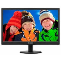Philips - Monitor LCD TFT - Philips 18,5' 193V5LSB LED monitor 5ms