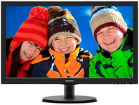 Philips - Monitor LCD TFT - Philips 21.5' 223V5LSB2/10 FHD LED monitor