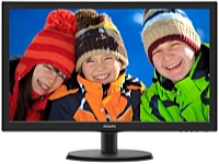 Philips - Monitor LCD TFT - Philips 21.5' 223V5LHSB2/00 FHD monitor, fekete
