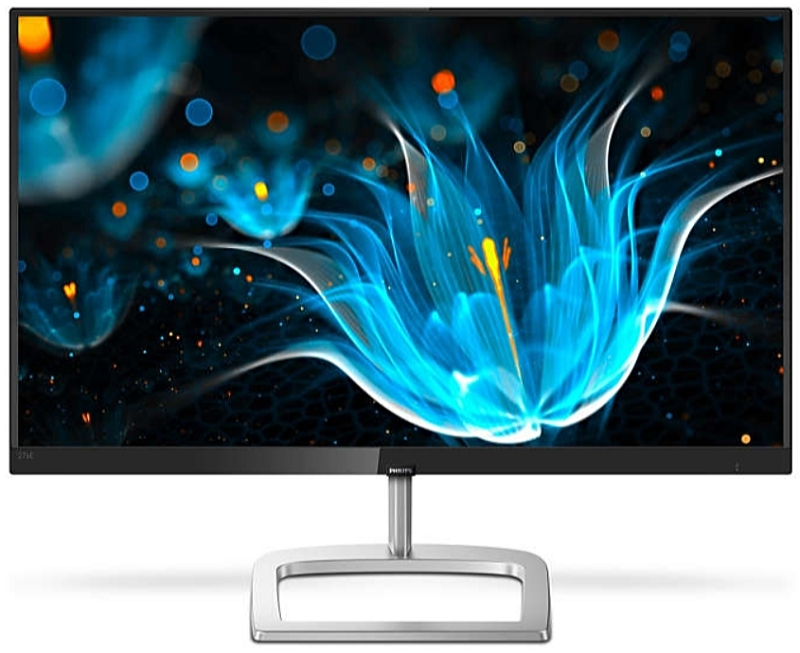 Philips - Monitor LCD TFT - Philips 27' 276E9QDSB/00 FHD IPS monitor, fekete