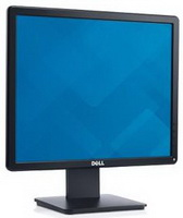 Dell - Monitor LCD TFT - Dell 17' E1715S 5:4 LED fekete monitor