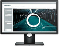 Dell - Monitor LCD TFT - Dell 21,5' E2216H FHD LED monitor, fekete