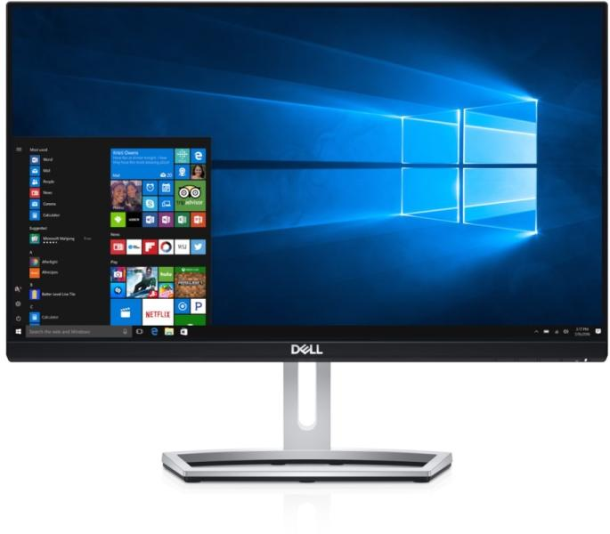 Dell - Monitor LCD TFT - Dell 21,5' S2218H FHD LED IPS monitor, fekete