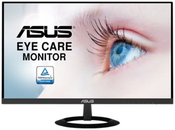 ASUS - Monitor LCD TFT - Asus 23' VZ239HE IPS monitor, fekete