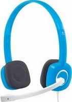 Logitech Stereo Headset H150 kék mikrofonos fejhallgató   headset e8b5d5749e