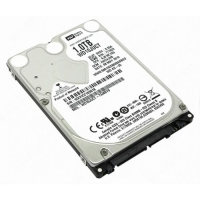 WD - Winchester Notebook - WD WD10JUCT Notebook HDD 1Tb SATA 2,5' 5400/16Mb AV-25