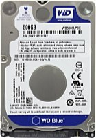 WD - Winchester Notebook - Western Digital Blue 500GB 2,5' 7mm 16MB 5400rpm SATA3 merevlemez