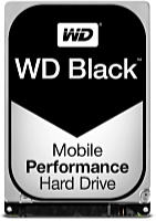 WD - Winchester Notebook - Western Digital Black Mobile 1TB 2,5' 7200/32Mb merevlemez