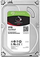 Seagate - Drive HDD 3,5 - Seagate Ironwolf 3Tb 64Mb SATA3 3,5' merevlemez