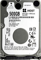Hitachi - Winchester Notebook - Hitachi HTS545050B7E660 500Gb 5400rpm 16Mb 2,5' 7mm SATA3 merevlemez