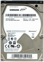 Seagate - Winchester Notebook - Seagate Spinpoint M9T 2.5' 2Tb SATA3 merevlemez 9,5 mm