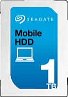 Seagate - Winchester Notebook - Seagate 1Tb 128MB 5400rpm 2,5' 7mm SATA3 merevlemez