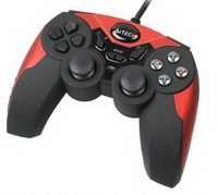 A4Tech - Játékvezérlők - A4Tech X7-T2 Redeemer USB/PS2/PS3 gamepad