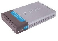 D-Link - Hálózat Switch, FireWall - D-Link DES-1008D switch