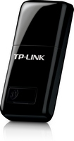 TP-Link - Hálózat Wlan Wireless - TP-Link 300Mbps Mini Wireless N USB adapter