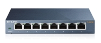 TP-Link - Hálózat Switch, FireWall - TPLink TL-SG108 Switch 8port 10/100/1000 fémházas