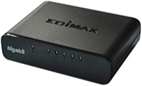 Edimax - Hálózat Switch, FireWall - Edimax ES-5500G V3 5-Port Gigabit Desktop Switch