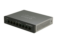 Cisco - Hálózat Switch, FireWall - Cisco SF100D-08P 4+4 port PoEasztali Switch
