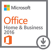 Microsoft - Microsoft - MS Office 2016 Home and Business HUN EuroZone ML P2 T5D-02867