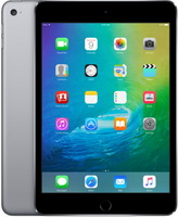 Apple - Tablet-ek - Apple iPad Mini 4 128Gb+Cellular táblagép, asztroszürke