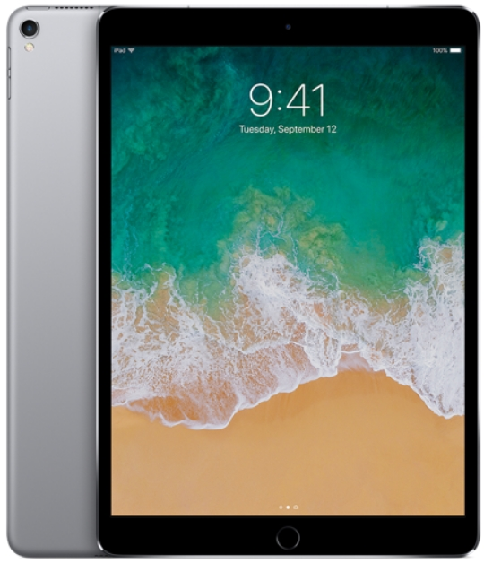 Apple - Tablet-ek - Apple iPad Pro 10,5' 256Gb, asztroszürke