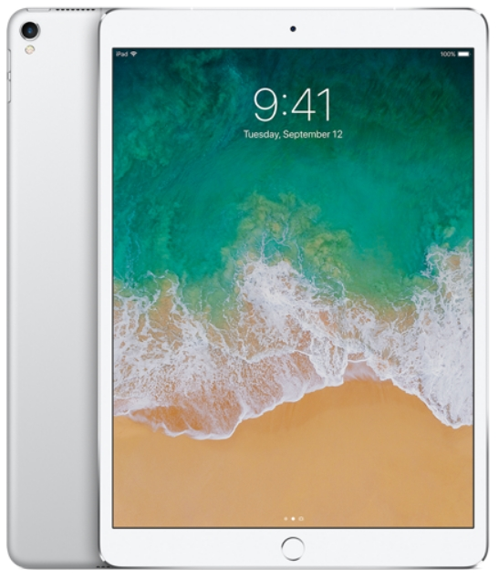 Apple - Tablet-ek - Apple iPad Pro 10,5' 64Gb WiFi, ezüst